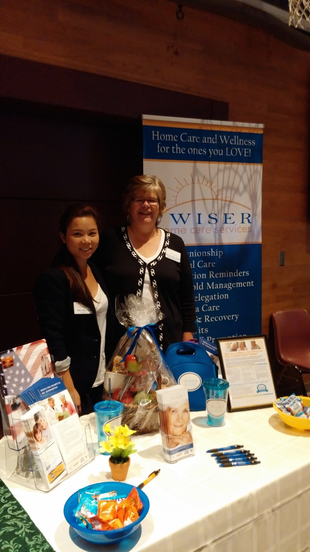 WHCS proudly participated in the 2014 Pierce County Alzheimer's event.