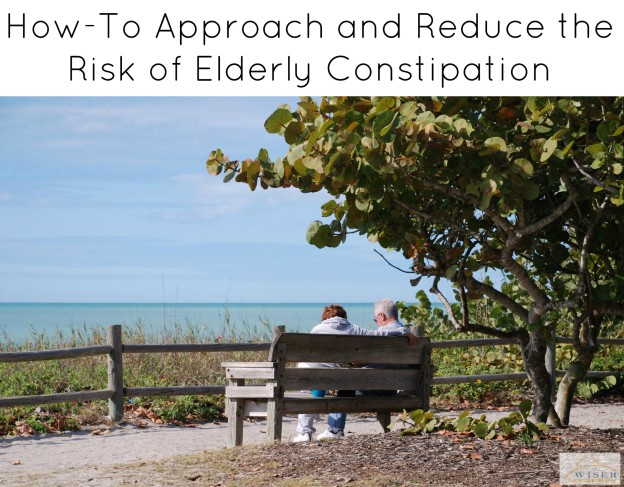This blog touches on how to reduce constipation for elderly citizens.