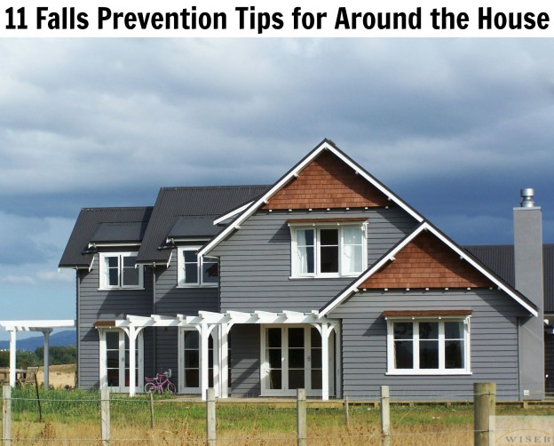 11 Falls Prevention Tips for Around the House