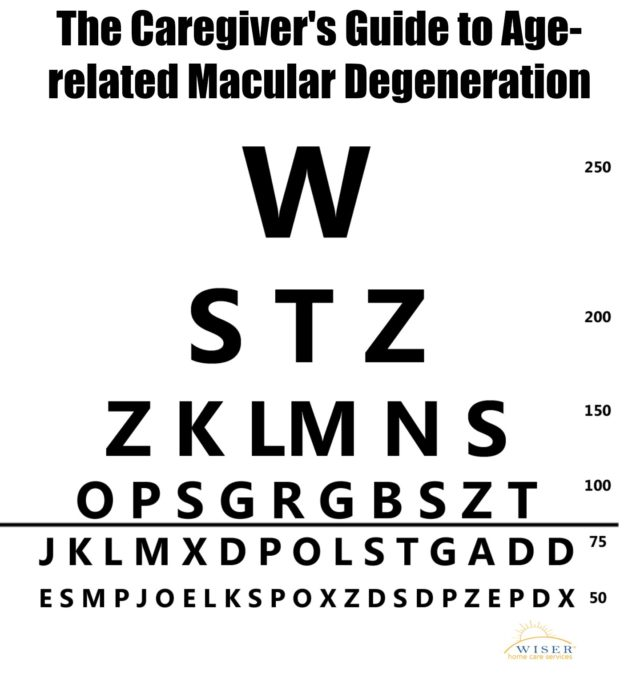 The Caregiver's Guide to Age-related Macular Degeneration