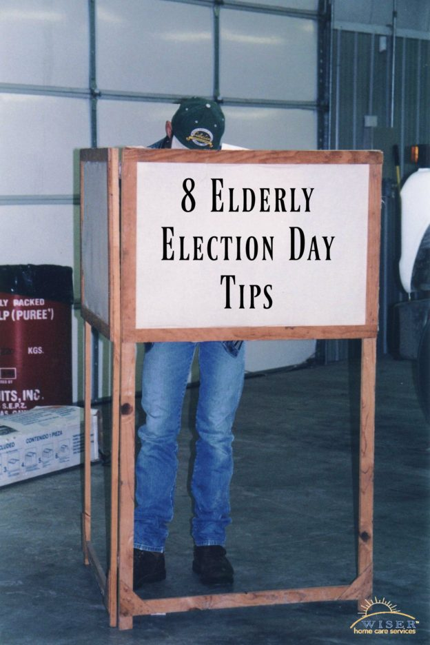 8 Elderly Election Day Tips