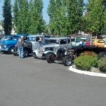 Many seniors brought their hot rods out to play at the Wiser Home Care Services Car Show.