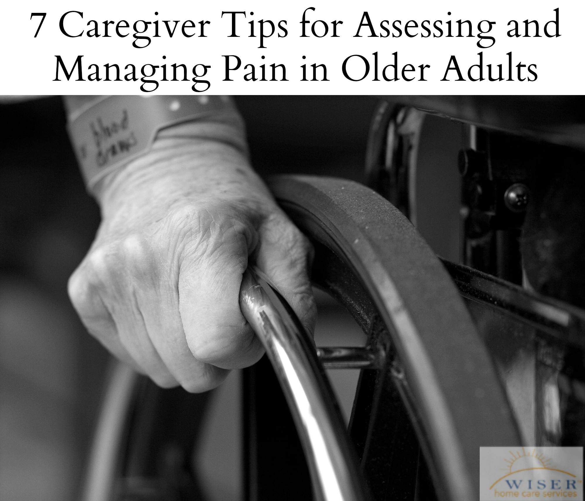Often assessing pain is one of the more challenging tasks for caregivers. Our blog provides several tips caregivers can utilize to reduce pain for clients.