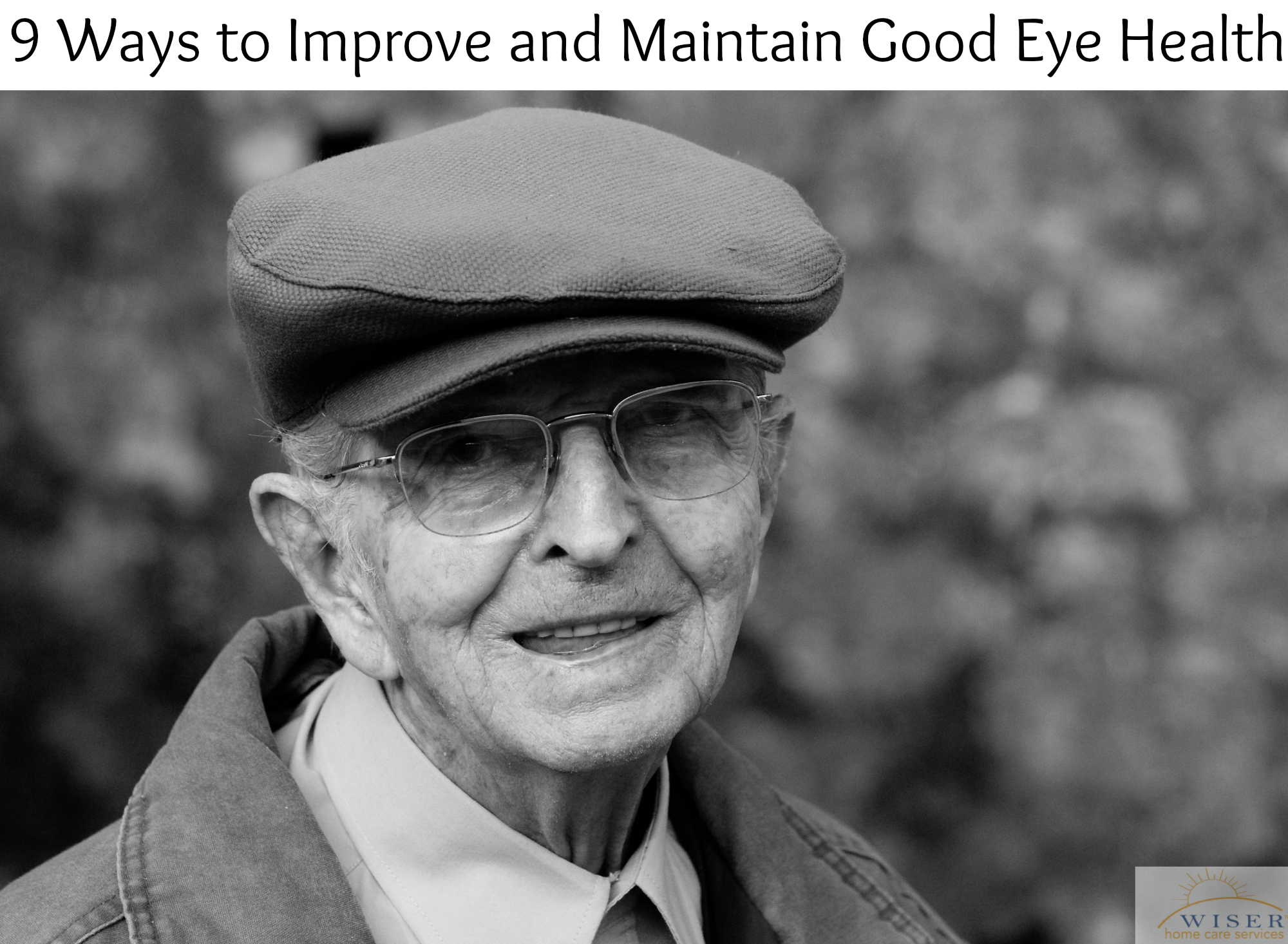 As we age it is normal for our eyesight to be negatively impacted. Our caregivers discuss top eye issues and how to maintain eye health in this blog.