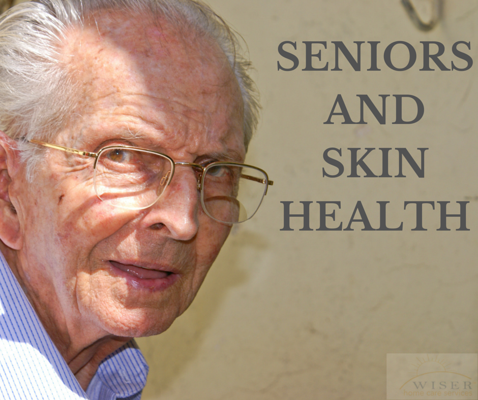Senior skin care is important. Issues like infection can cause serious issues for seniors and can be avoided. Read tips to avoid senior skin problems here.