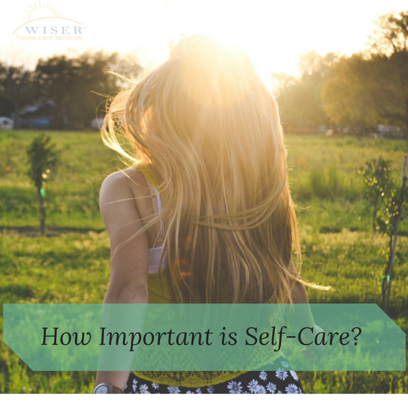 As a caregiver it can be hard to find the time or motivation to incorporate self-care. However, self-care is a critical aspect in the life of all caregivers