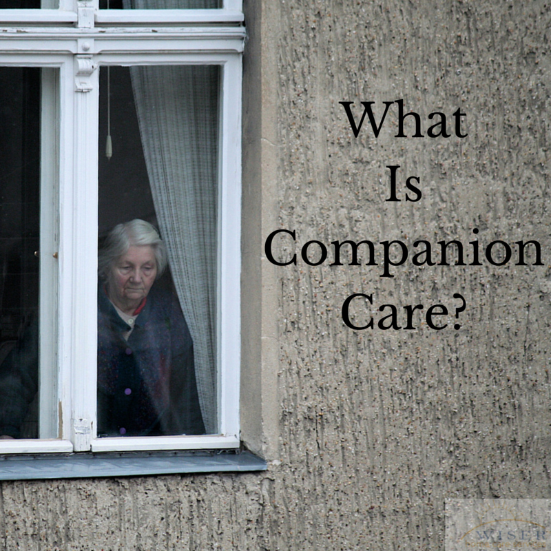 Wiser Home Care Services' companion care program provides seniors with the care they need to stay healthy and safe while maintaining independence.