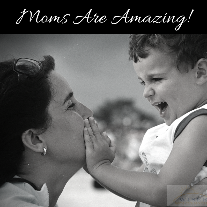 Mothers are amazing people! But do you really know how amazing your mom is? Read about all of the things that make our moms the most amazing people we know.