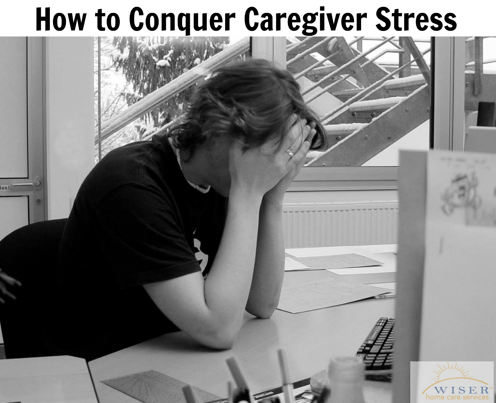 While rewarding, caring for a loved one can be very stressful. Learning how to deal with caregiver stress will allow you to continue providing quality care.