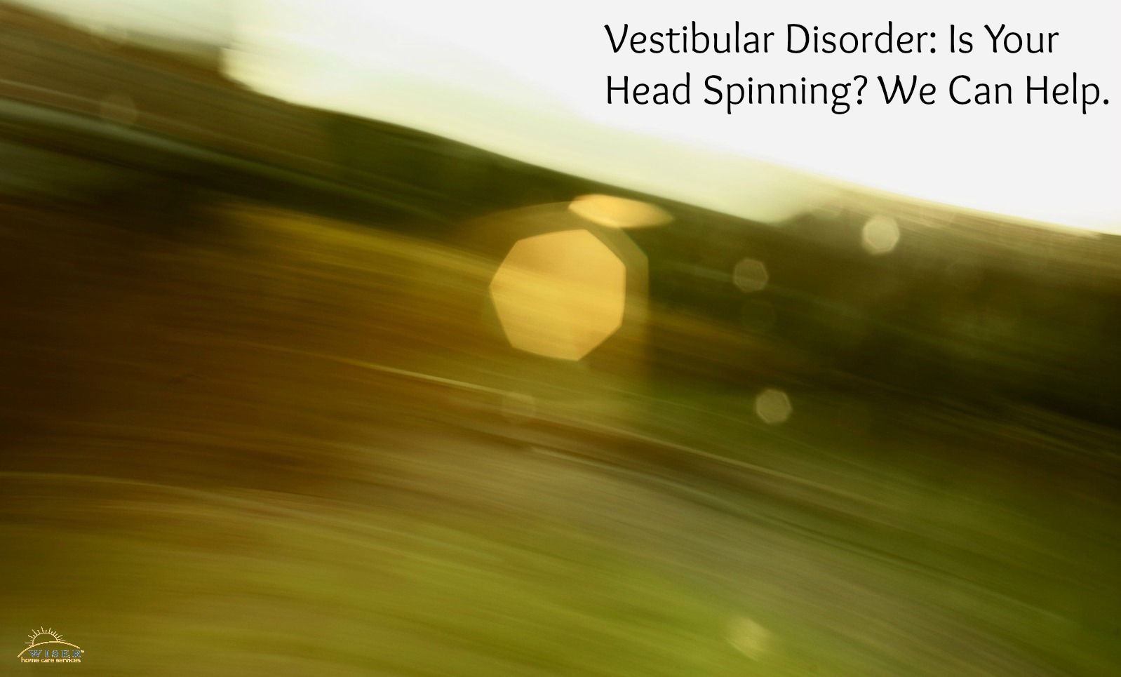 A Vestibular Disorder is characterized by symptoms such as dizziness, vertigo and disequilibrium. Fortunately, with treatment the effects can be lessened.