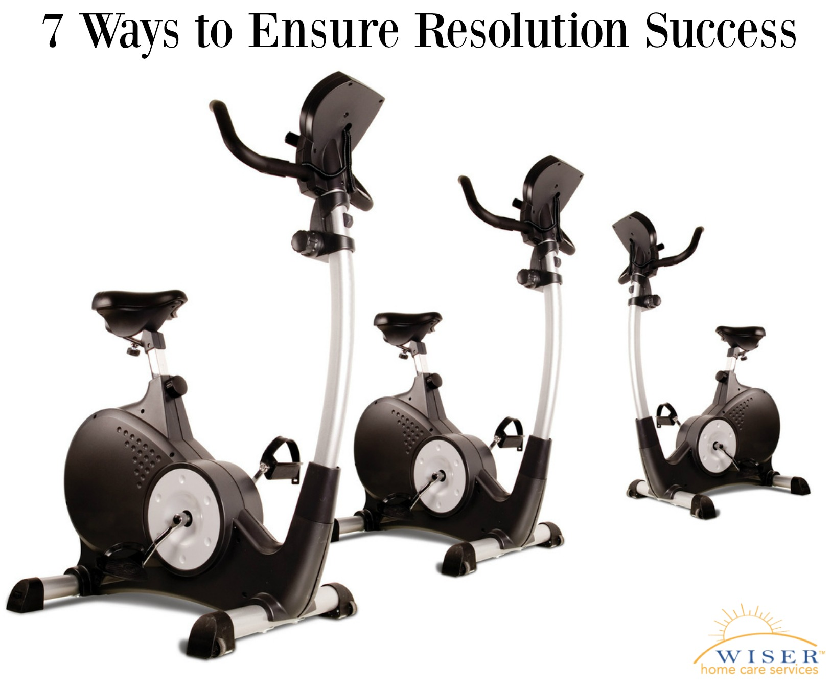 Making a New Year's Resolution is easy. Keeping it is not. If you are having trouble keeping it, keep reading to learn our 7 ways to resolution success.