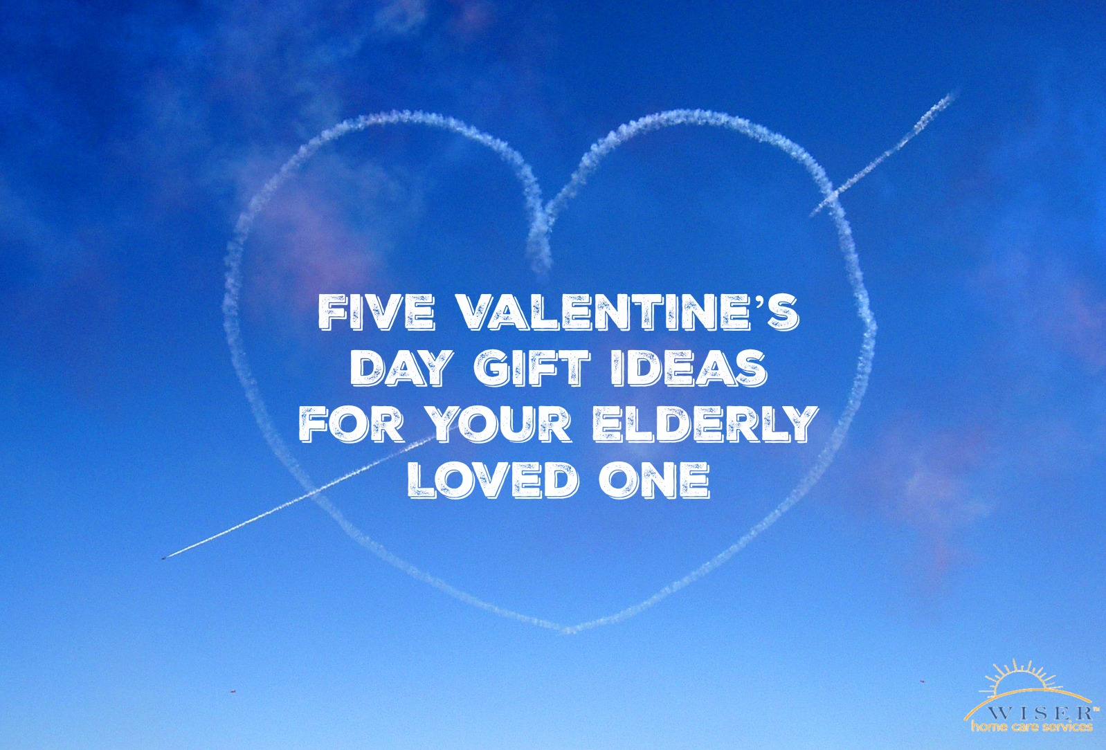 Valentine's Day is right around the corner. If you're having trouble finding a Valentine's day gift for your elderly loved one we have some great ideas.