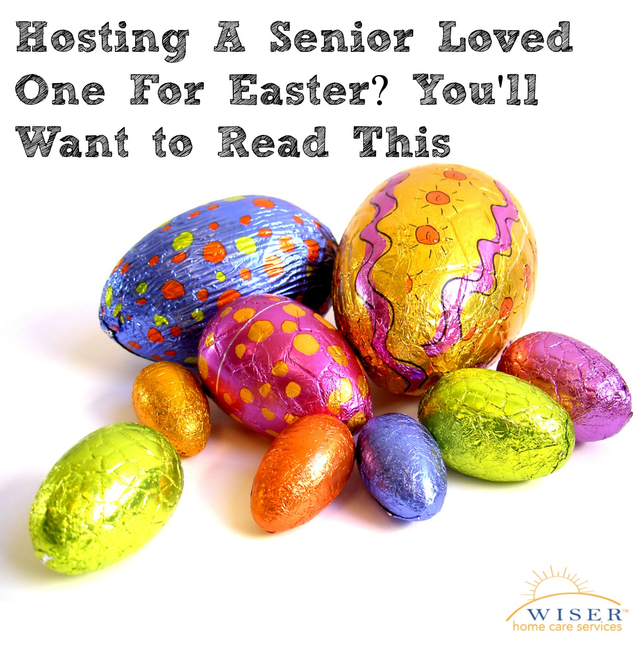 Easter is a great time to gather with family and friends and enjoy the spring weather. Make sure your elderly loved one is safe this Easter with these tips.