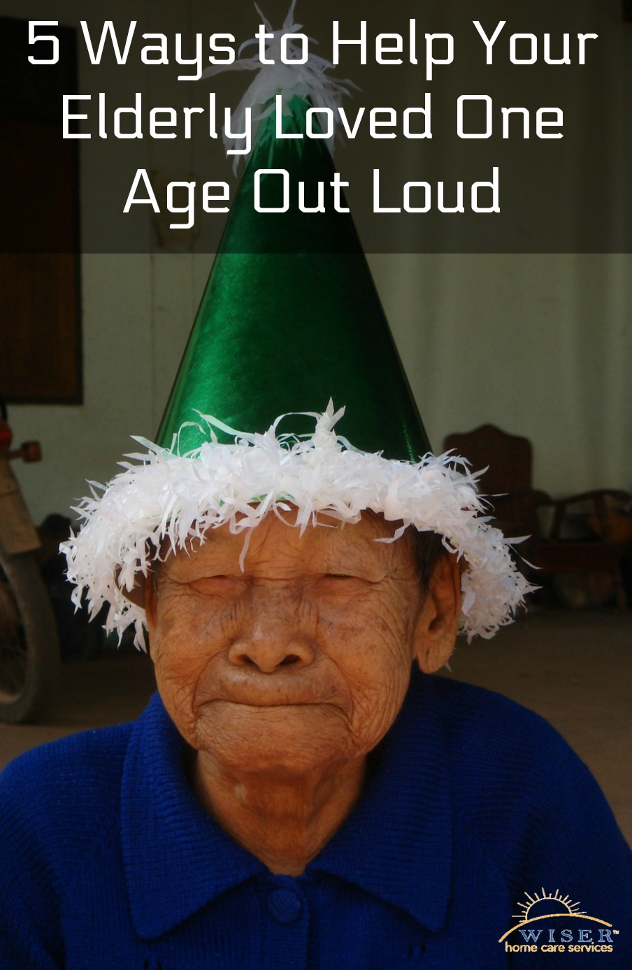 Celebrated nationally each May, Older American's Month aims to raise awareness & appreciation of the aging population. This year the theme is age out loud.