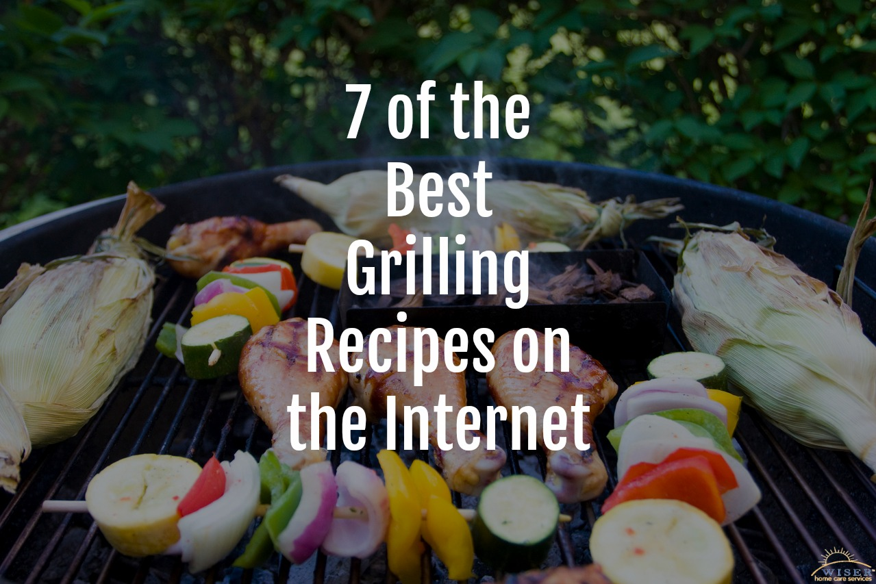 Since July is National Grilling Month, we thought it would be fun to scour the internet for some tasty grilling recipes. Here's the top recipes we found.