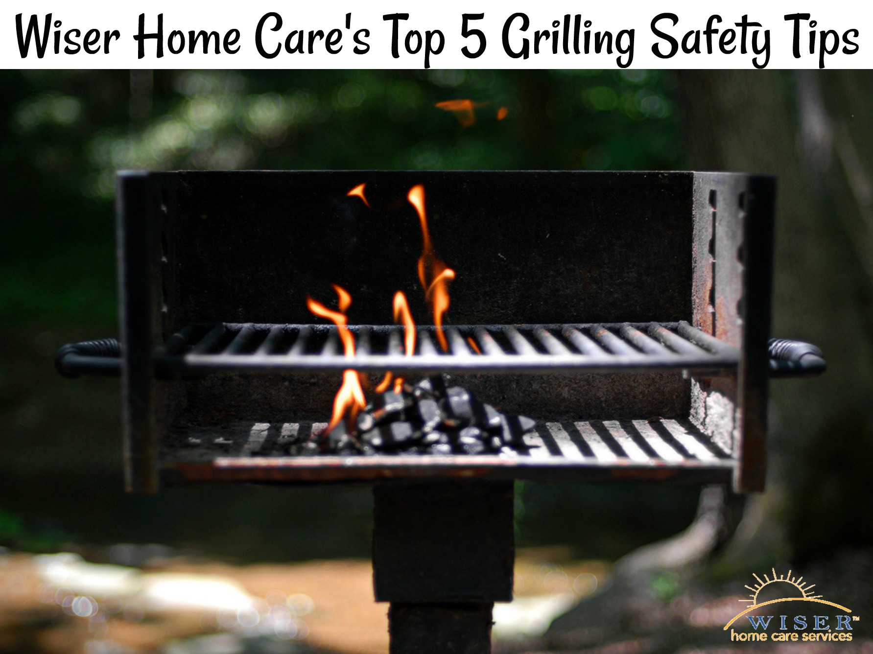 July is National Grilling Month, and what better way to celebrate than a 2-part blog series exploring our favorite grilling safety tips and recipes.
