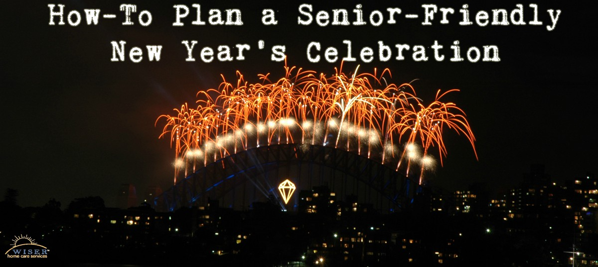 Are you hosting an elderly loved one for New Year's? In this blog we cover 8 tips to ensure your senior has a safe & healthy New Year's celebration.