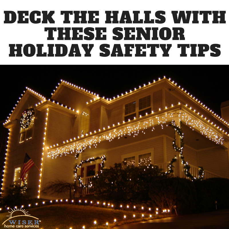 Studies have shown that the holidays are the deadliest time of the year. These 6 tips will ensure your elderly loved one has a safe holiday season.