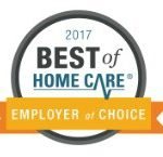 In 2017, Wiser Home Care Services earned the prestigious Best of Home Care Employer of Choice award from Home Care Pulse.
