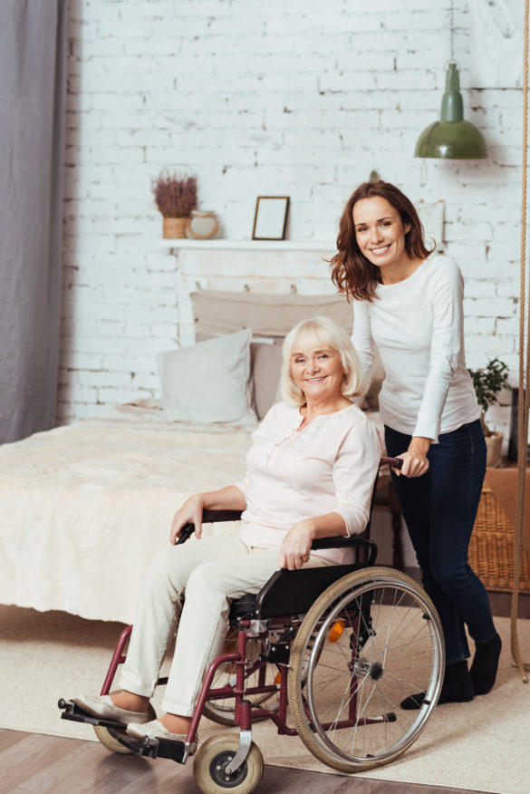 Wiser Home Care Services can provide care for your loved one in their home or at an assisted living facility.