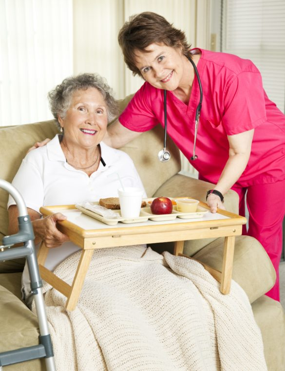 Wiser Home Care Service's caregivers are specially trained to help clients with dementia thrive.