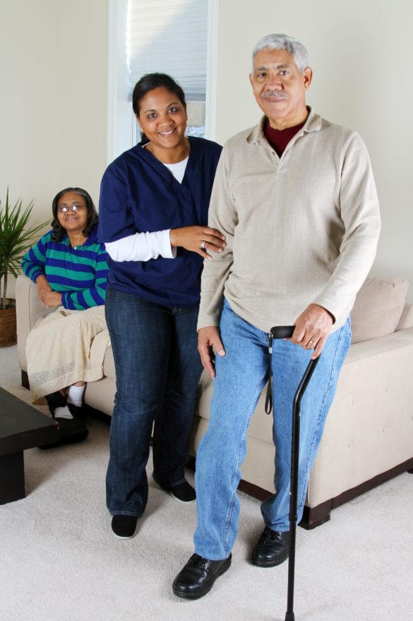 Wiser Home Care Services caregivers are totally committed, highly qualified, and carefully selected individuals who are thoroughly screened, background checked, bonded, and insured.