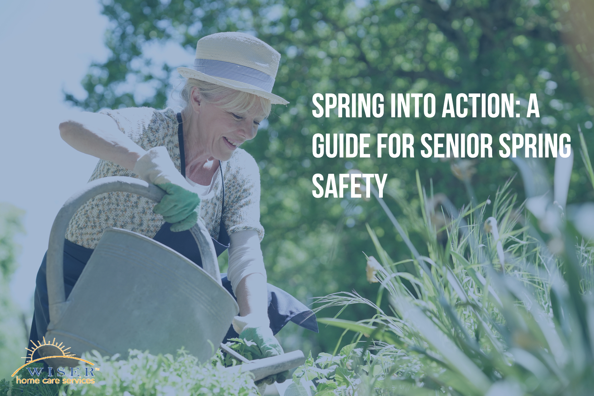 Spring into Action: A Guide for Senior Spring Safety